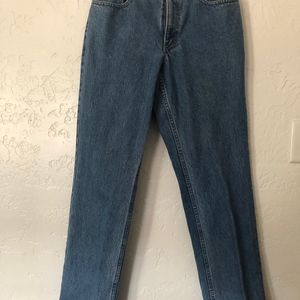 LL Bean, size 6 jeans
